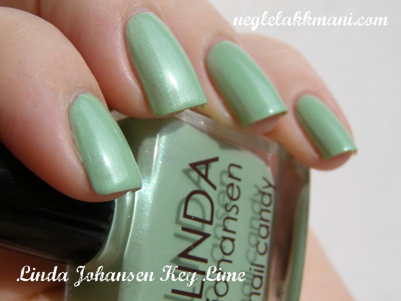 Linda Johansen Key Lime
