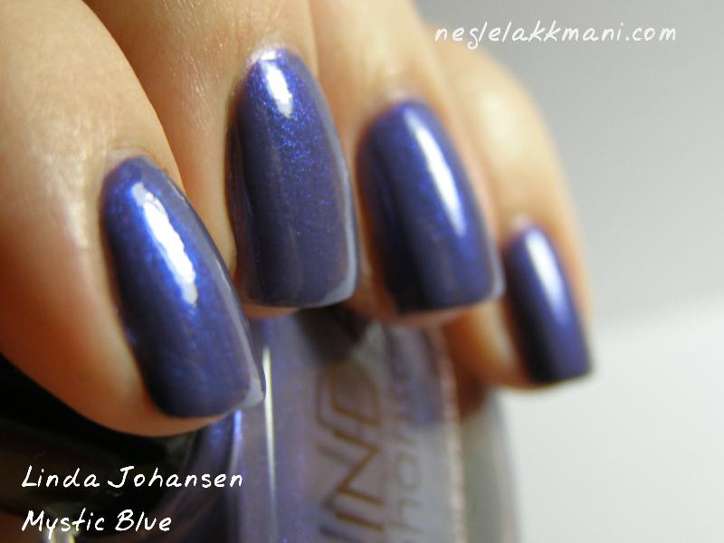 Linda Johansen Mystic Blue