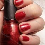 NOTD China Glaze – Ruby Pumps