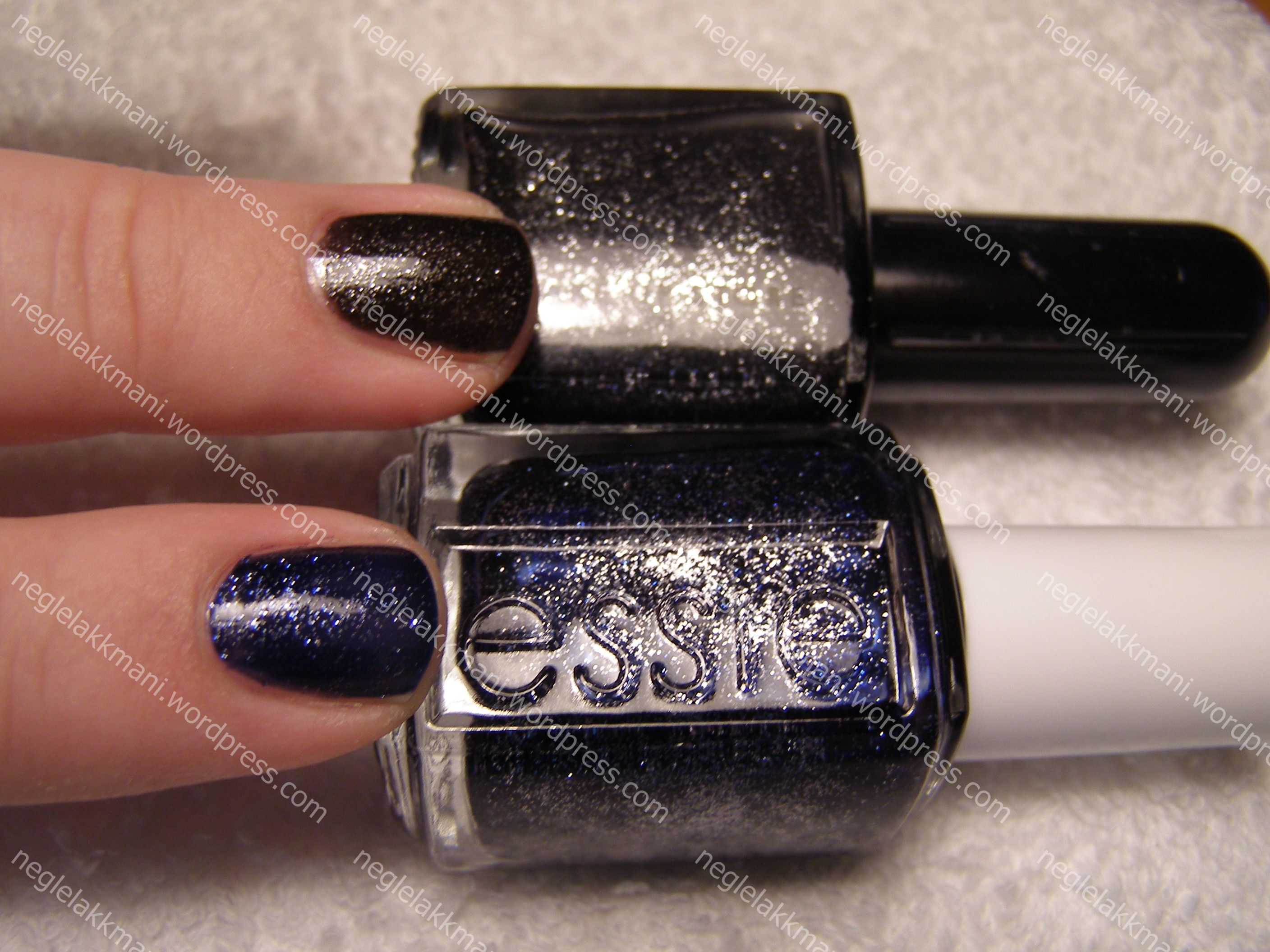 Essie Starry Starry Night & Make Up Store Nightmare