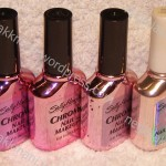 Sally Hansen Chrome Nailmakeup