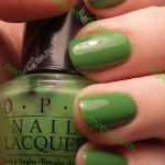 NOTD OPI Green-wich Village
