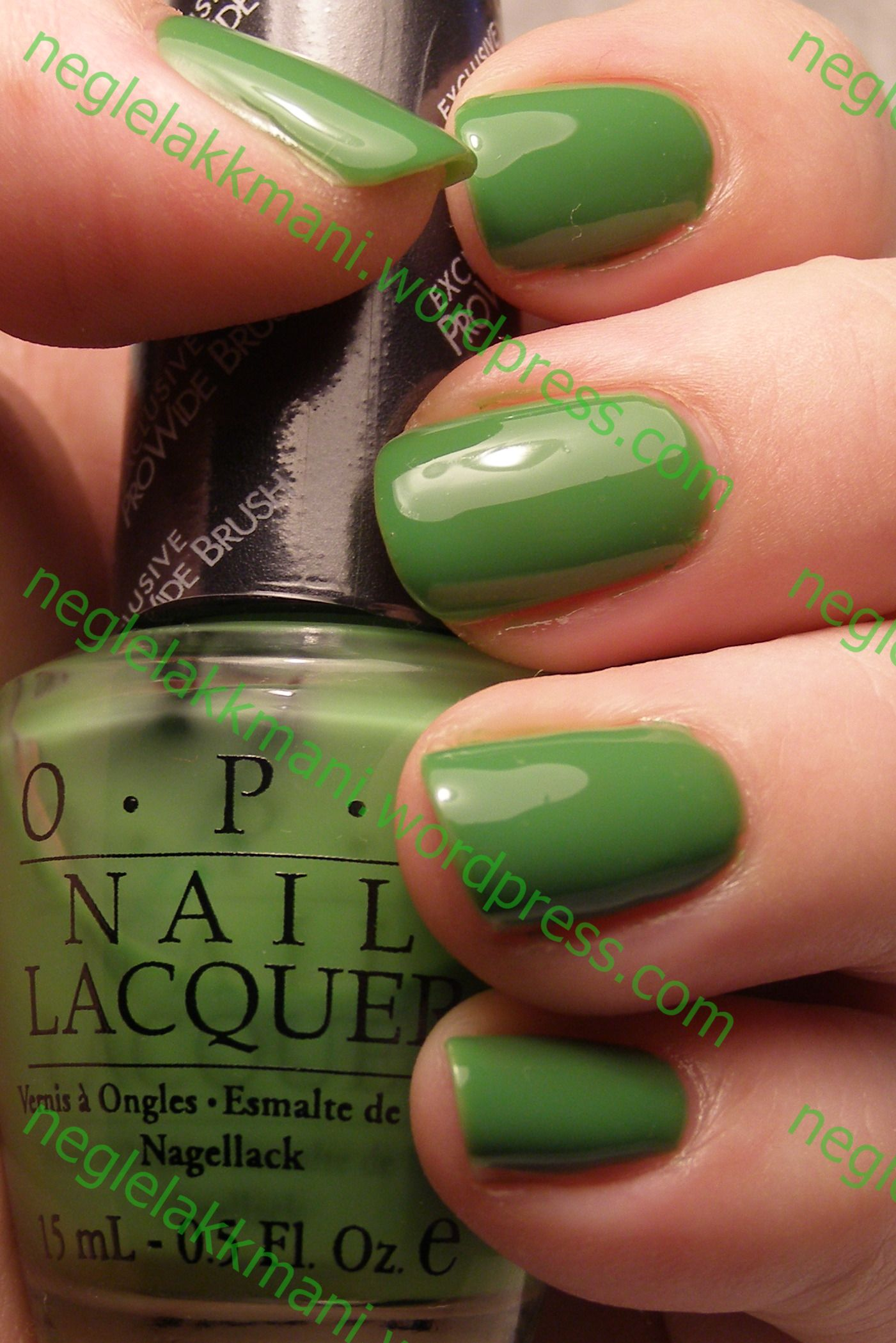 OPI Green-wich Village