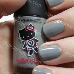 MAC Hello Kitty swatches