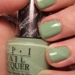 NOTD OPI Hey! Get In Lime!