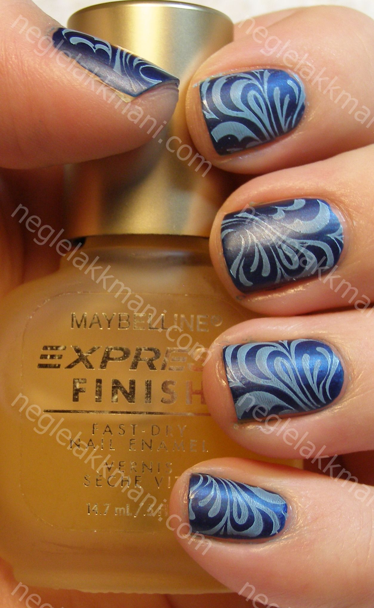 Special Polish from Konad & imageplate m63