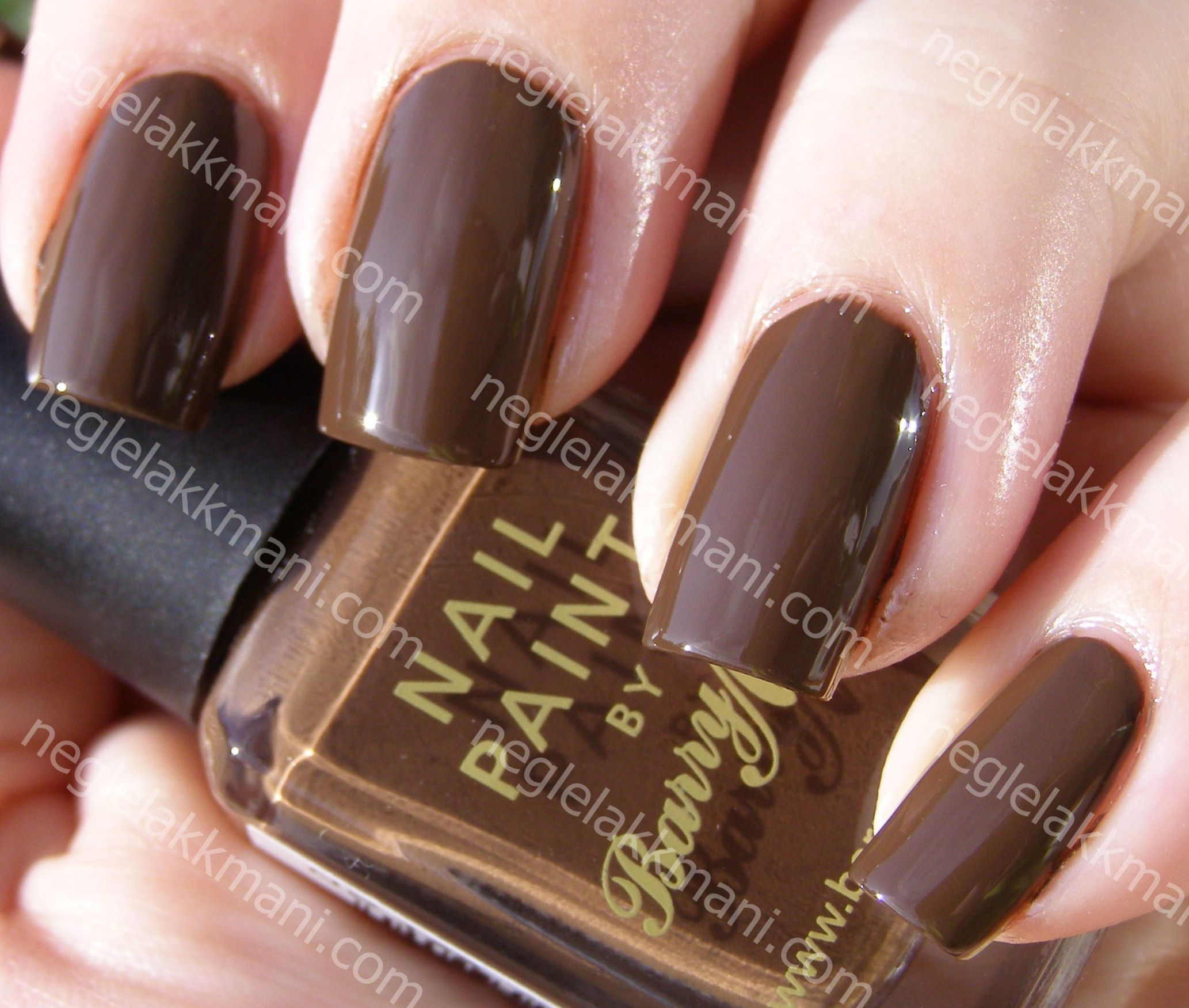 BarryM Chocolate Brown