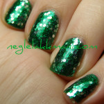Claire's Chunky Green