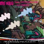 Fire nye Graffitilakker fra IsaDora!