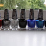 Mine OPI Shatters & swatches