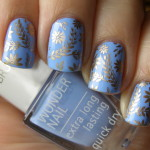 IsaDora Miami Blue & SdP F med China Glaze 2030