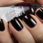Sally Hansen Complete Salon Manicure 660 Pat On The Black