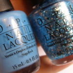 OPI Gone Gonzo & OPI No Room For The Blues