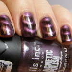 Nails Inc Houses Of Parliament magnetic polish