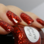 Lynnderella Ruby Red Ruby