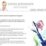 Unik sjanse! Vær med å stem frem høstens lakker fra Linda Johansen!