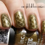 Nails Inc Magnetic Polish Fishnet, Piccadilly
