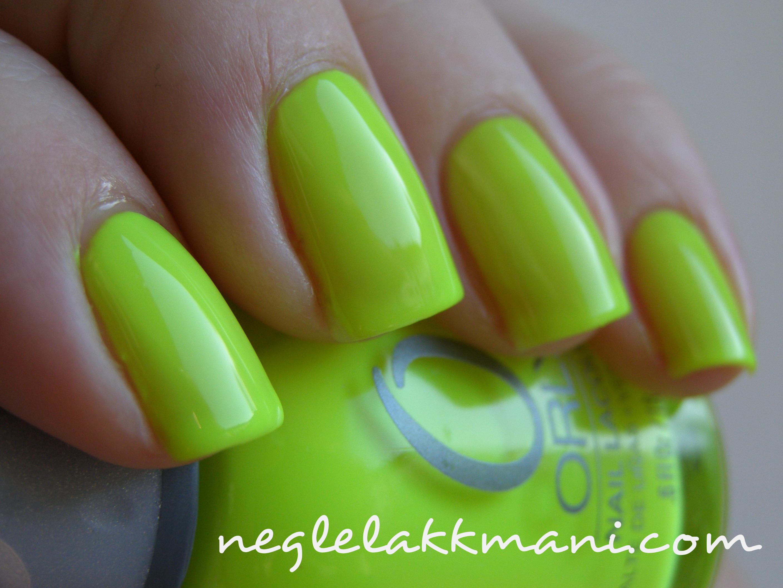 Маникюр гель лак желтый и зеленый цвета