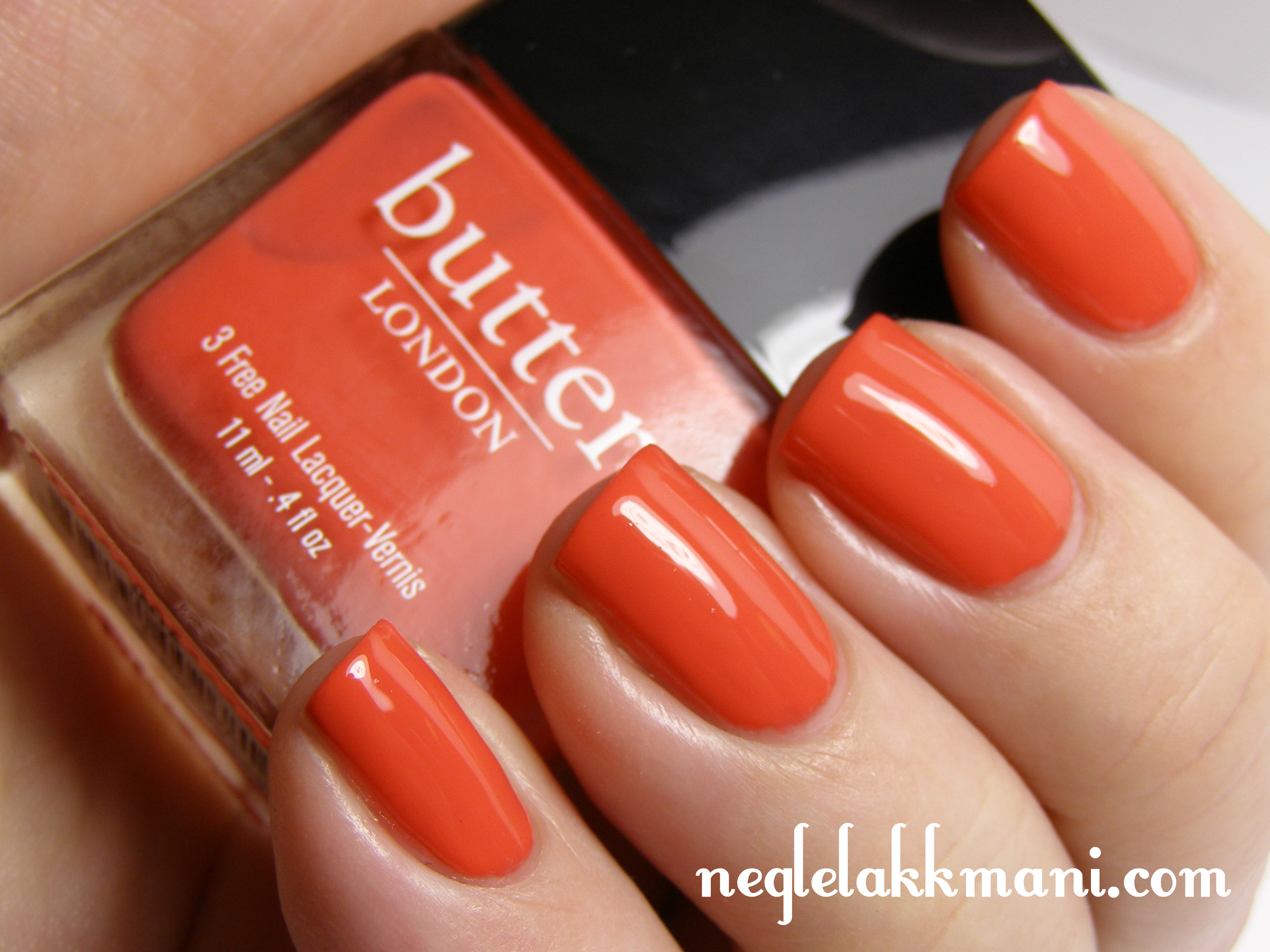Butter London Jaffa