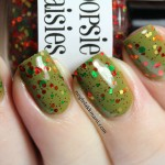 Illamasqua Hectic & Oopsie Daisies Apple Picking