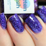 Smitten Polish You're Turning Violet, Violet