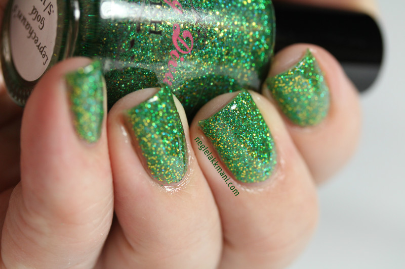 Darling Diva Leprechaun's Gold1