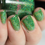 Darling Diva Polish St. Patrick's Day Collection 2013