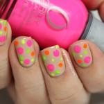 Neon Dots!