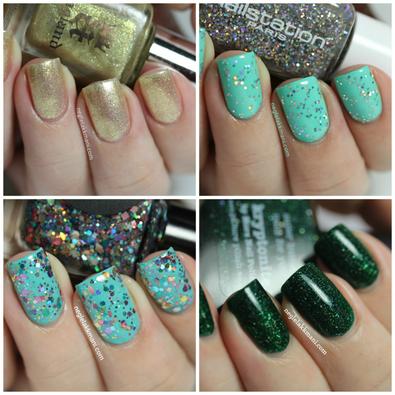 Norway Nails collage 5