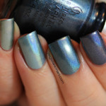China Glaze Hologlam Ombre