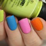 China Glaze Texture Skittles
