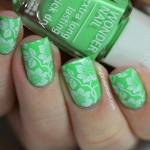 Vårgrønt med IsaDora Poseidon