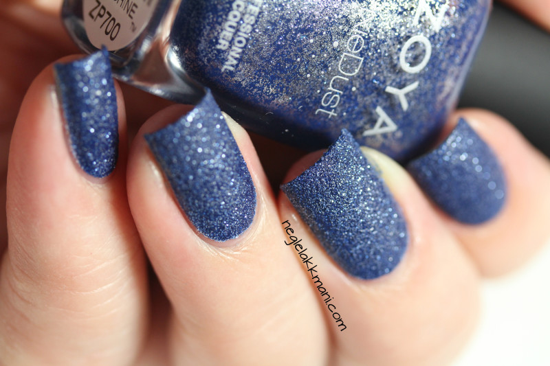 Zoya Pixie Dust fall 2013 Sunshine 2