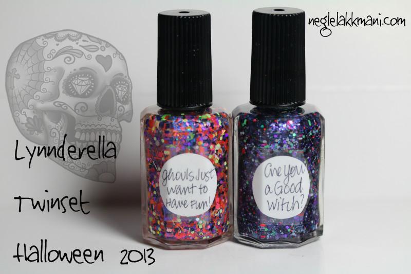 Lynnderella Halloween Twinset 2013