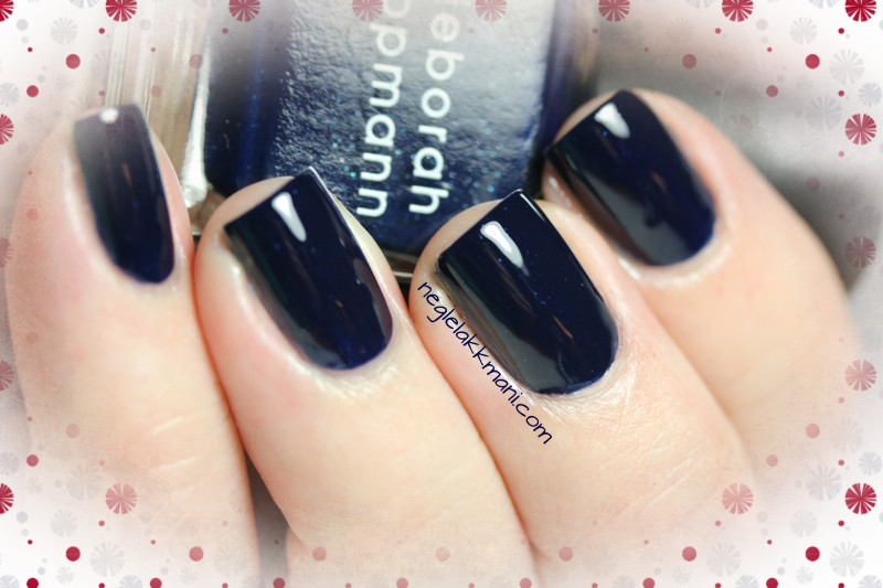 Deborah Lippmann Rolling In The Deep Border